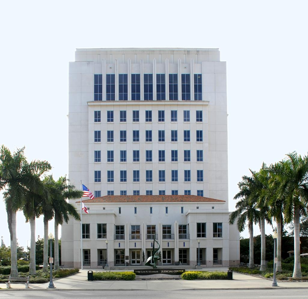 Judge Lynn N. Silvertooth Judicial Center in Sarasota