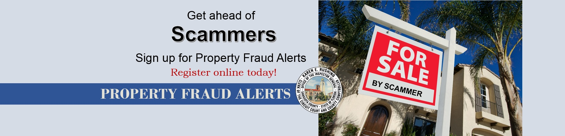Property Fraud Alert Service
