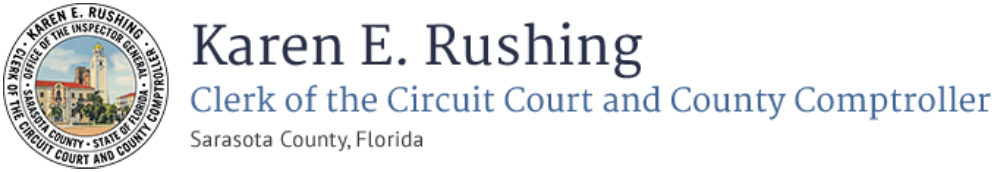Office of Karen E. Rushing, Clerk of the Circuit Court and County Comptroller, Sarasota County, Florida